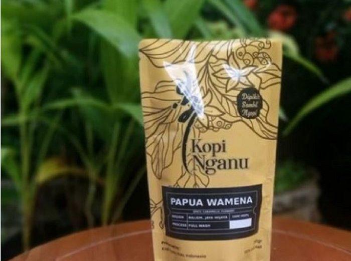 Kemasan Kopi Papua