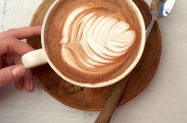 Desain kopi kekinian